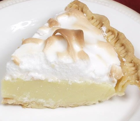 Vanilla Cream Pie
