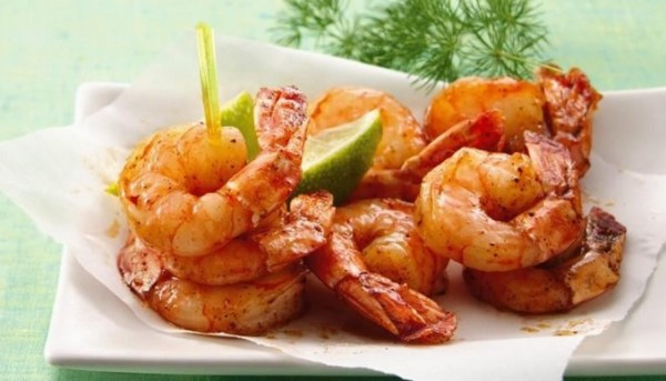 Caramelized Chili Shrimp