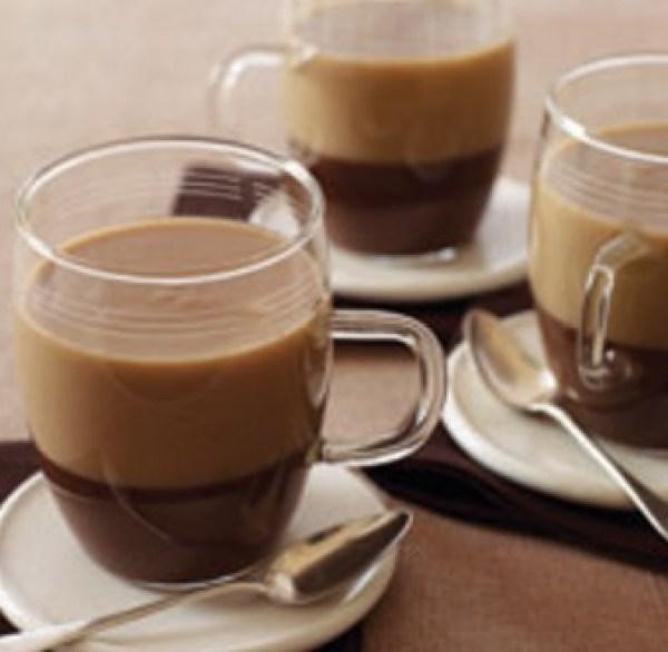 Butterscotch & Chocolate Parfait
