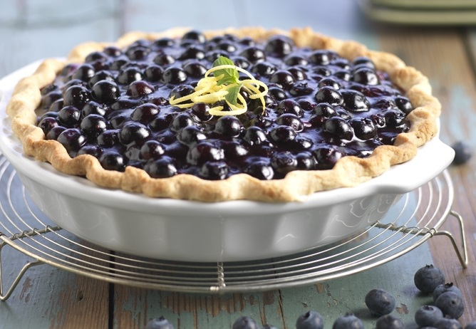 Top 10 Traditional and Unusual Blueberry Pie Recipes
