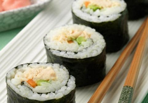 Chicken Sushi