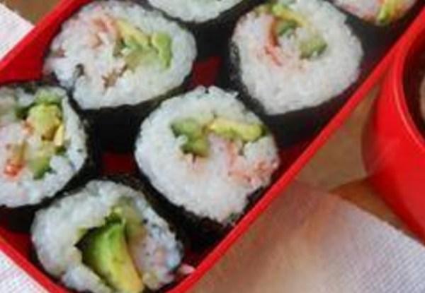 Basic Sushi Roll