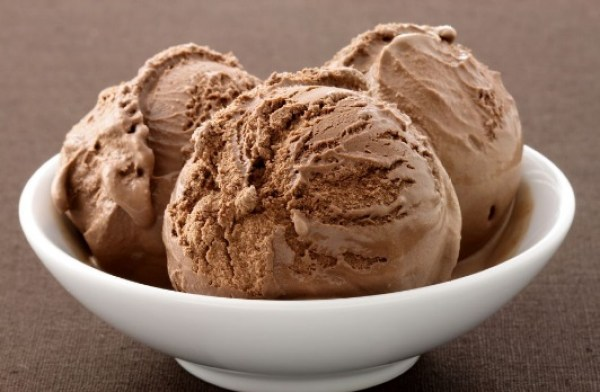 Sweet Potato Chocolate Ice Cream