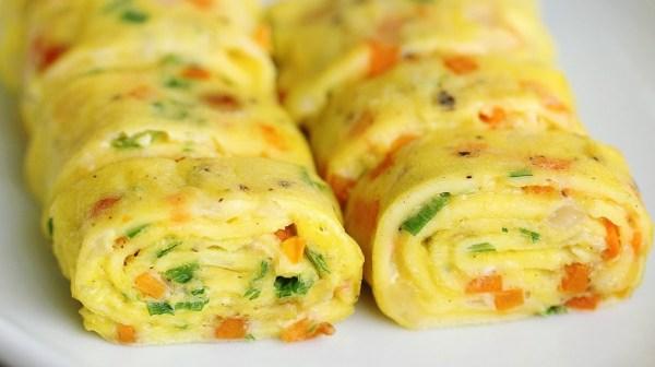 Perfect Egg Rolls