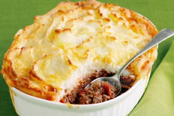 The Worlds Easiest Cottage Pie