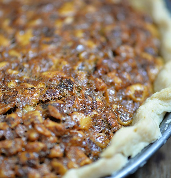 Toffee Pecan Pie