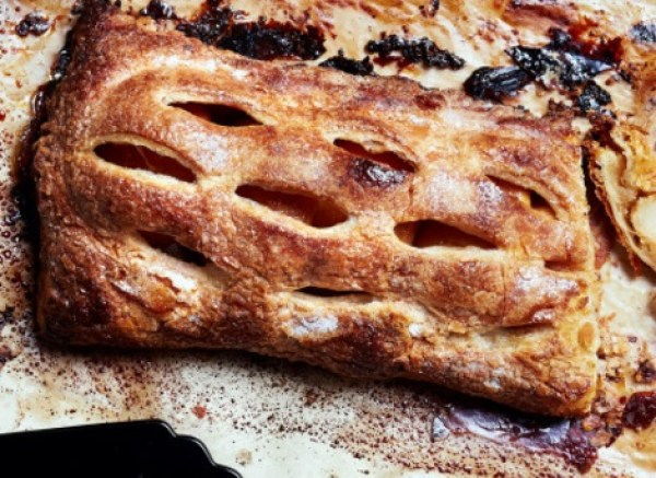 Apple & Almond Turnover