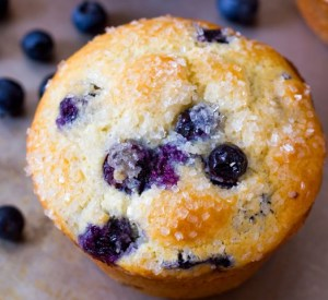 Top 10 Tasty Ways To Make a Blueberry Muffin