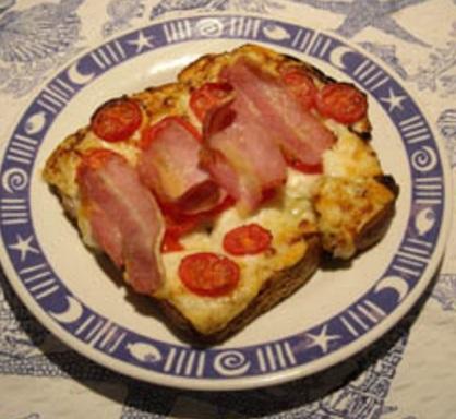 Deluxe Cheese on Toast