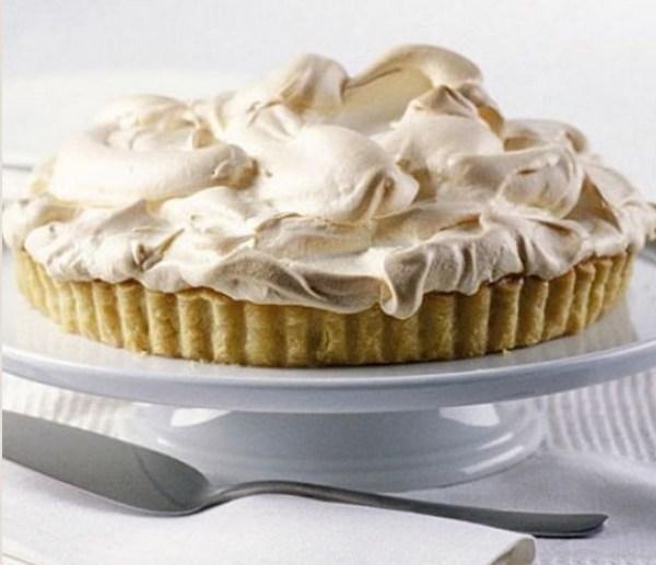 Ultimate Lemon Meringue Pie