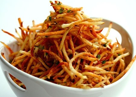 Top 10 Light and Thin Ways To Make Julienne Fries