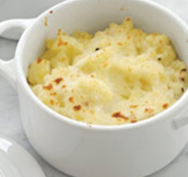 Ricotta Mashed Potatoes