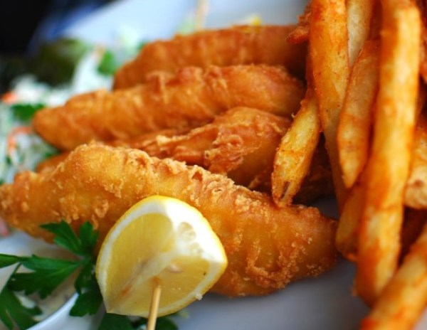 Beer Battered Dover Sole Strips