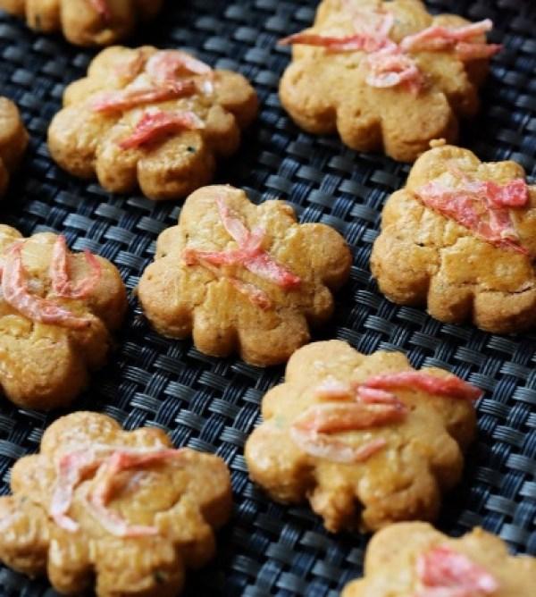 Prawn Cookies