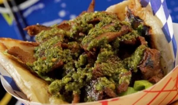 Taco TV Dinner