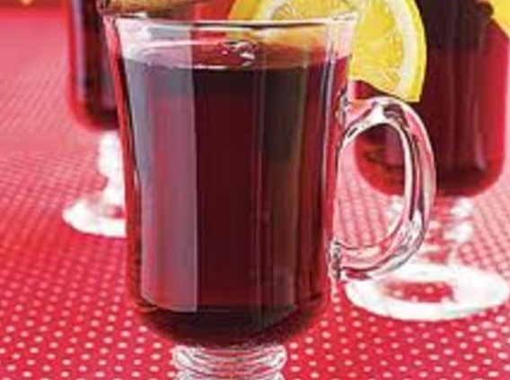 Red Christmas Punch