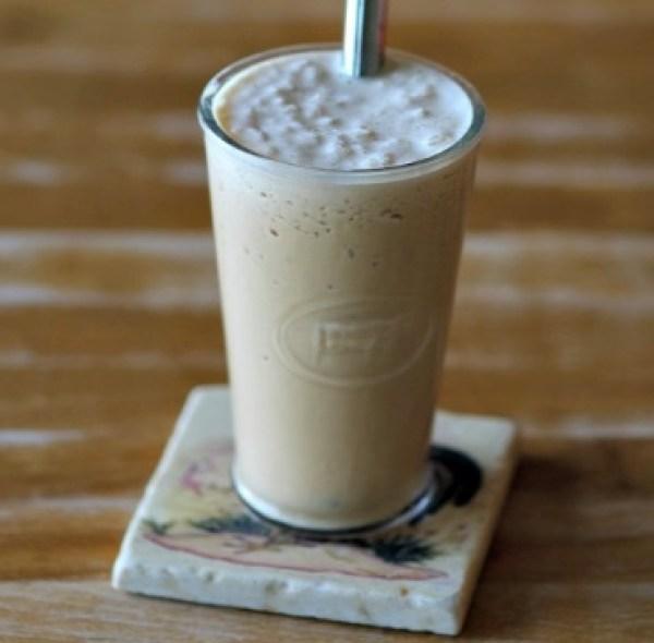 Iced-Coffee Frappé