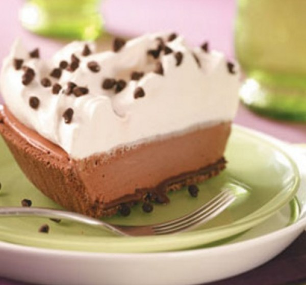 Frosty Coffee Pie