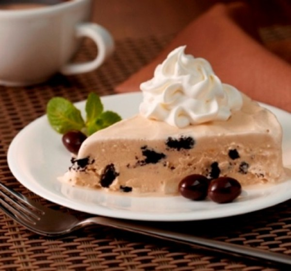 Frozen Coffee Crunch