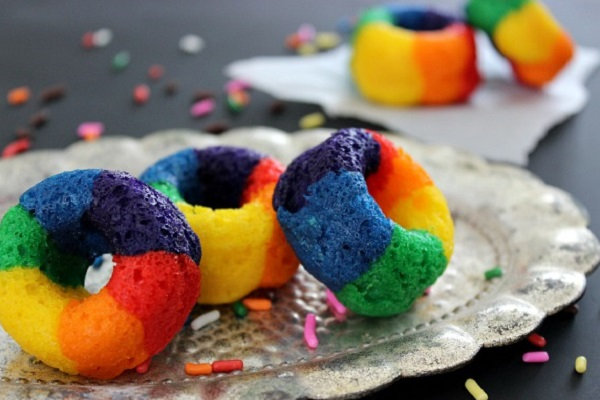 Top 10 Amazing and Unusual Recipes For Doughnuts