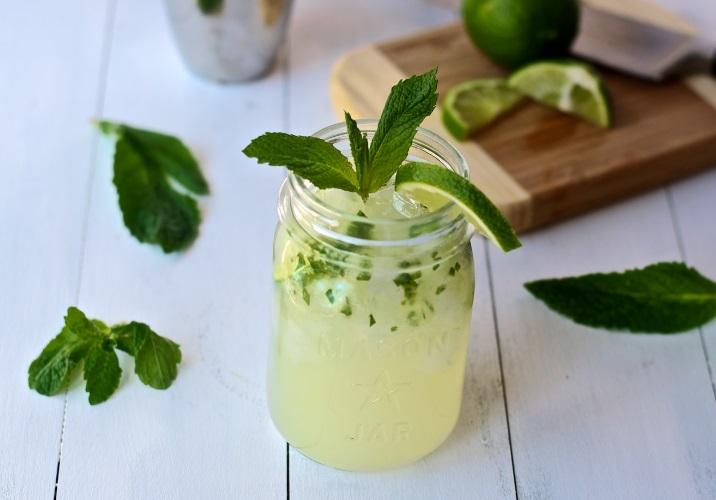 Tequila Mint Limeade