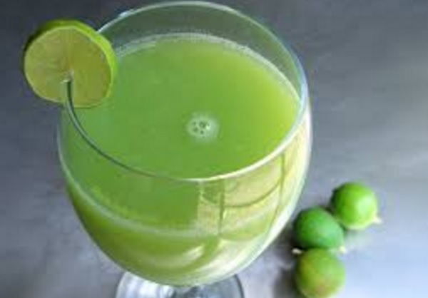 Cucumber & Lime Juice