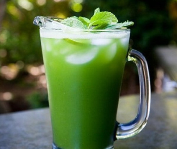 Spinach Lime & Mint Juice