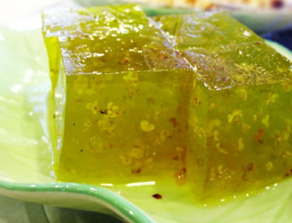 Goji Berry Jelly