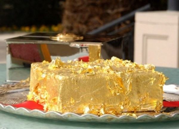 Sultan's Golden Cake