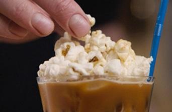 Popcorn Coffee