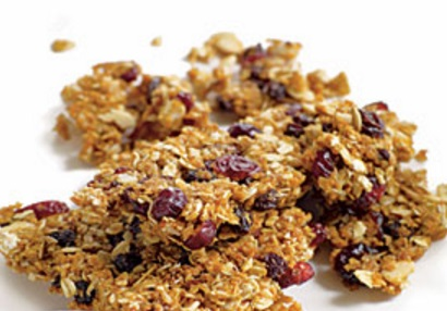 Molasses & Almond Granola