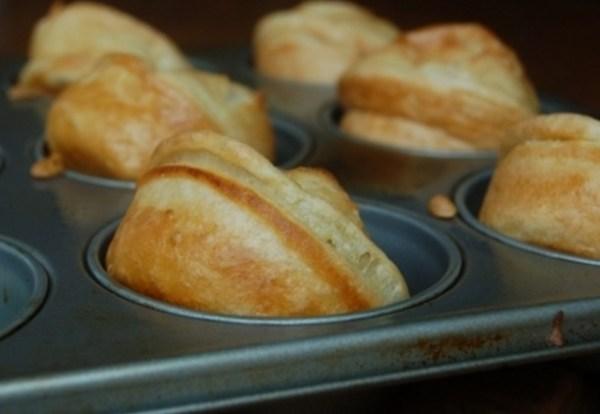 Vegan Yorkshire Puddings