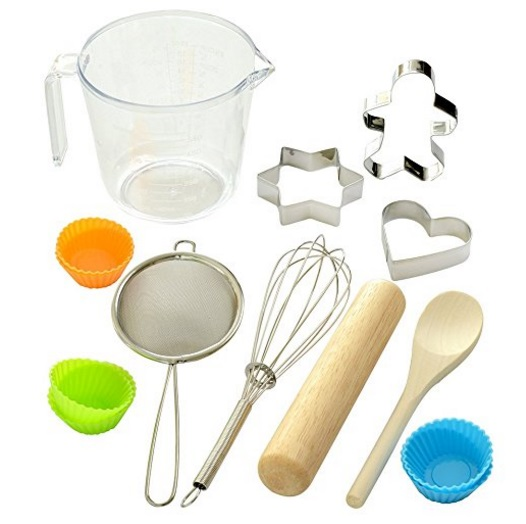 Top 10 Children\'s Kitchen Tools to Get Them Into Cooking