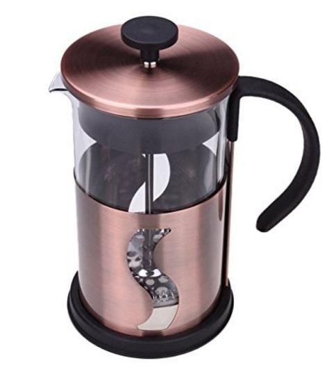 Matte Copper Coffee Press