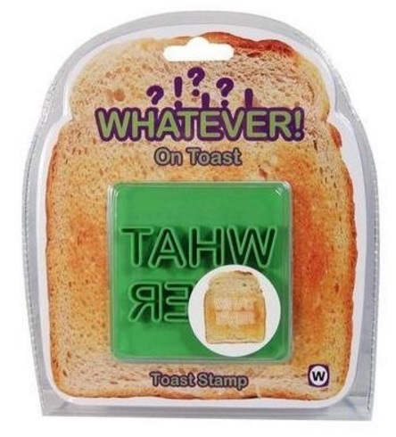 Whatever Bread Stamp