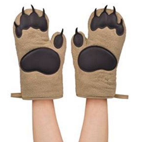 Fred Bear Oven Gloves