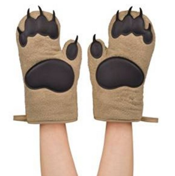 Fred Bear Oven Gloves
