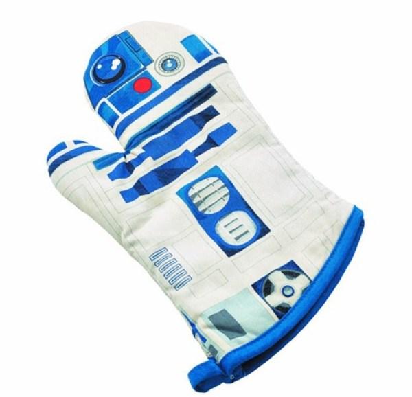 R2-D2 Oven Gloves