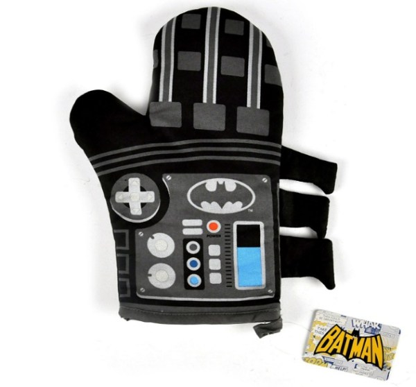 Batman Oven Gloves