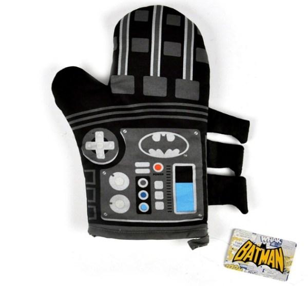 Batman Oven Gloves