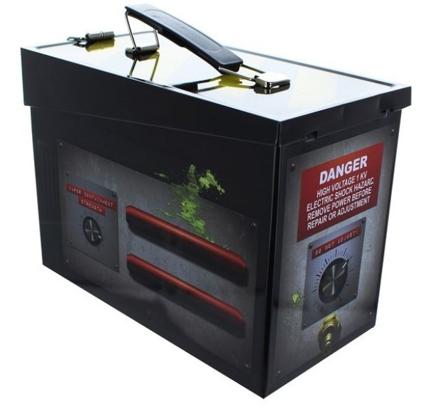 Ghost Trap Lunch Box