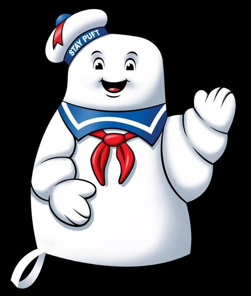 Stay Puft Oven Mit