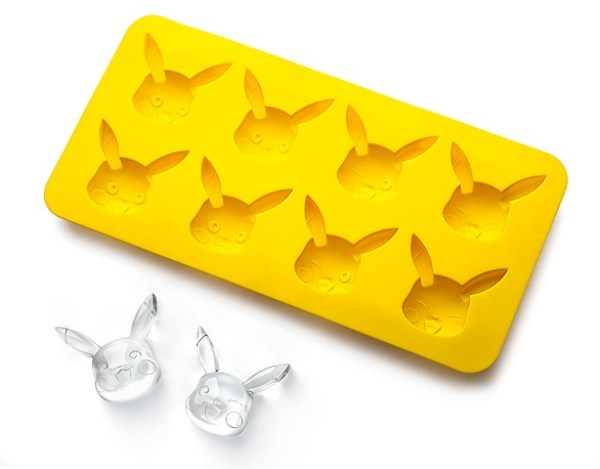 Pikachu Ice Cube Mould