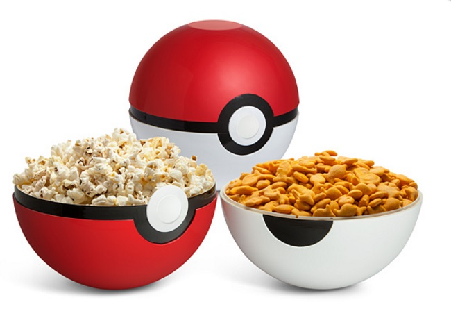 Poké Ball Serving Bowl