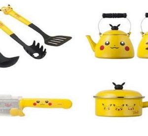 Top 10 Pokemon Go Kitchen Gadgets and Cooking Utensils