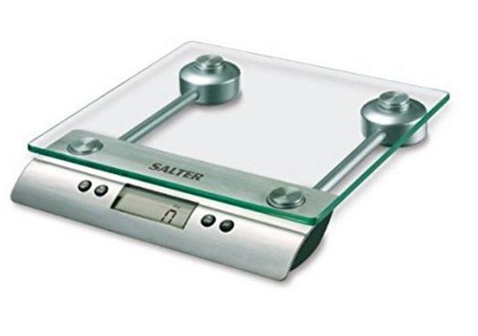 Glass Platform Kitchen Scales
