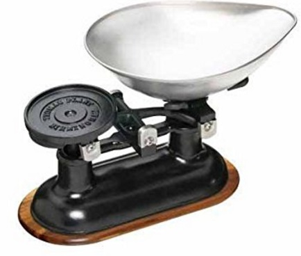 Traditional Balance Kitchen Scales