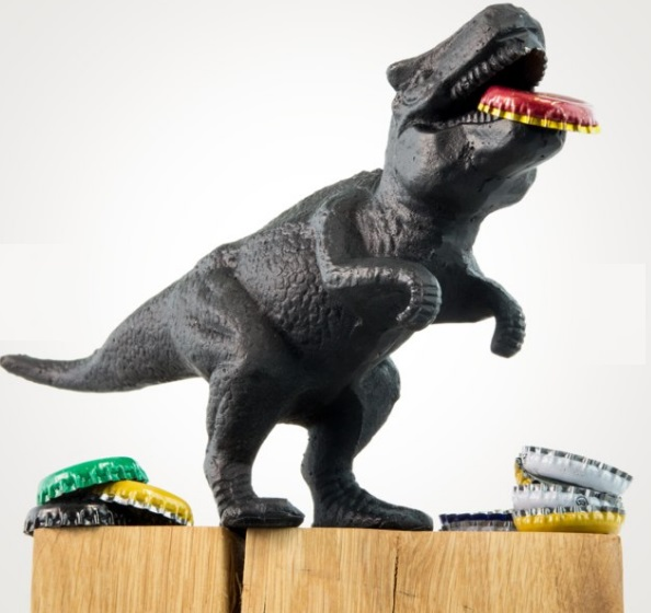 Dinosaur Novelty Fun Bottle Opener