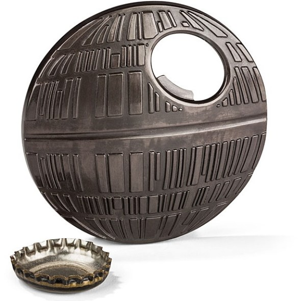 Death Star Novelty Fun Bottle Opener