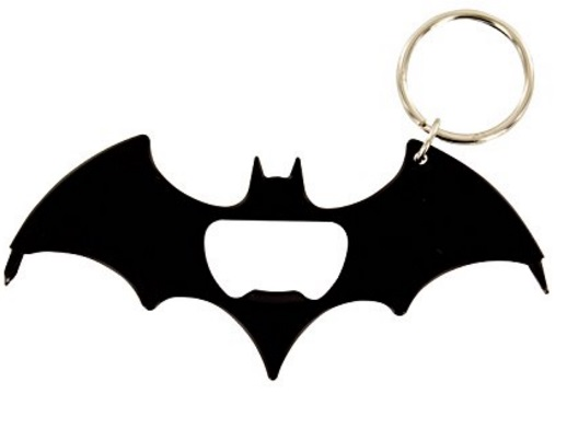 Batman Novelty Fun Bottle Opener